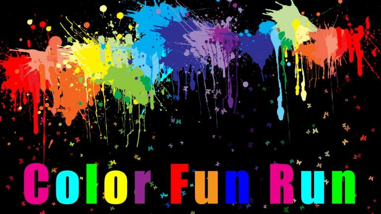 Color Fun Run Image